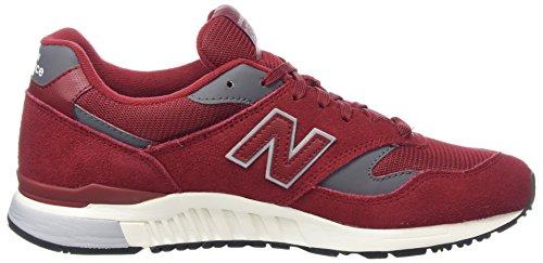 Rosso 43 EU New Balance Ml840v1 Sneaker Uomo Red Scarpe vcf