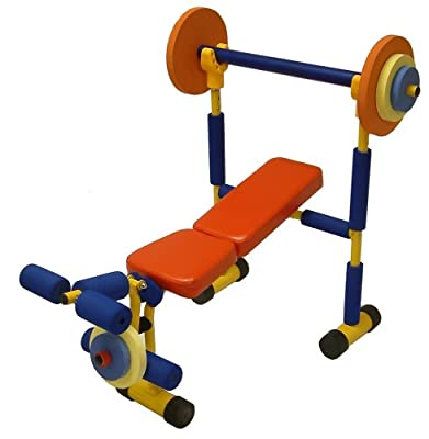 Junior Gym W26003 - The Weight Bench from Wembley Playcraft