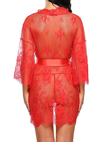 Caeasar - Camicia da notte -  donna Rot