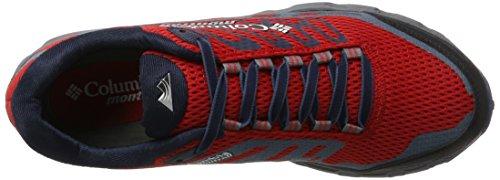 Columbia Herren Bajada Iii Traillaufschuhe Rot (rosso Vivo / Lux)