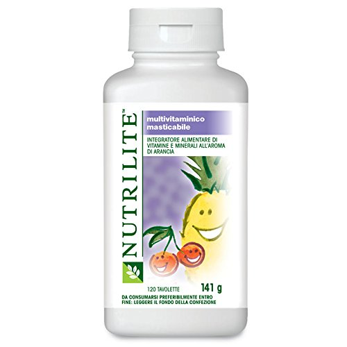 Nutrilite Multivitaminico Masticabile (120
