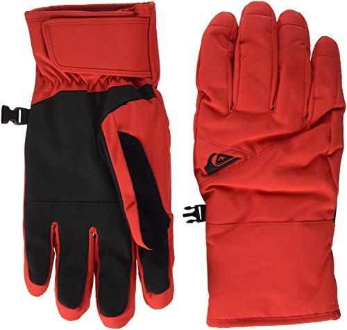 Quiksilver Herren Cross Gloves Handschuhe, Flame, L