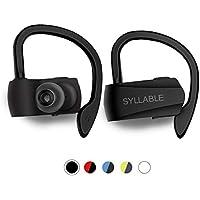 Auriculares Bluetooth Deportivos, Syllable D15 Auriculares Inalámbricos Estéreo para Deportes Bluetooth 5.0 Manos Libres con