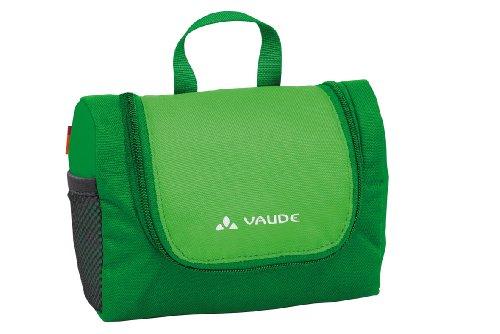Vaude Unisex-Kinder Kulturtasche Bobby, grass/applegreen, 1, 15127