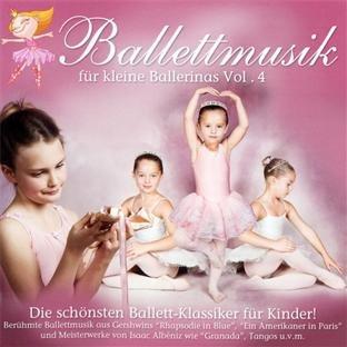 Preisvergleich Produktbild Ballettmusik für Kleine Ballerinas Vol.4