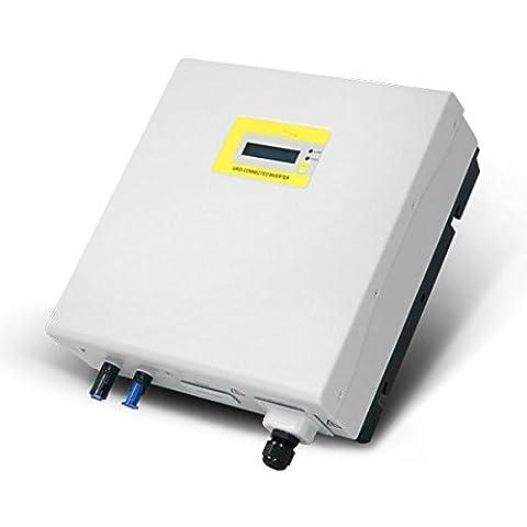 ZODORE 2500tl Grid Tie Solar PV PANEL Inverter 2620Watt Grid Tie Wechselrichter für Solar System 220V AC Output Home Verwenden