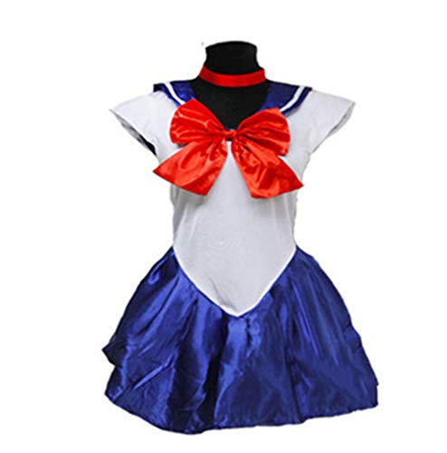 HaoLiao Rolle Spielen Uniform, Segel-Mond-Japanisch Anime Cos Uniform, Sailor Moon ()