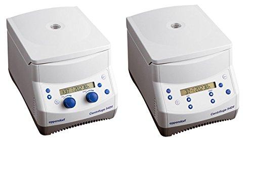 EPPENDORF 033917 centrifuga 5424 con tasti sensibili a rotore