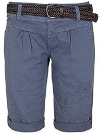 Amazon.fr   42 - Shorts et bermudas   Femme   Vêtements 2fe3b66d705
