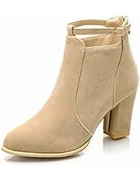 Amazon Zapatos Plumas Y Para Zapatos es Mujer 34 gvgqr