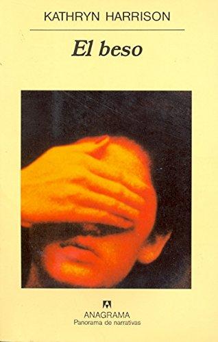 Portada del libro EL beso (Panorama de narrativas)