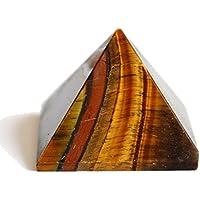 Reiki heilende Energie geladen Tiger Eye Kristall Pyramide (ca. 2cm) Wunderschön als Geschenk verpackt mit Kristall... preisvergleich bei billige-tabletten.eu