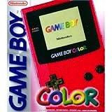 Gameboy Color  knallrot Konsole rot Gerät -