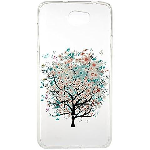 Meet de albero Per Huawei Y5 II TPU trasparente copertura