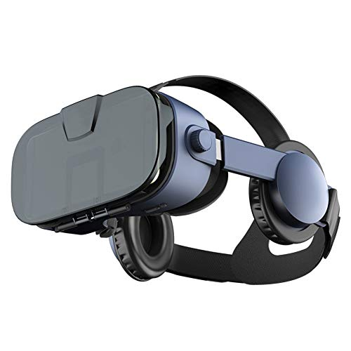 ILYO Virtual-Reality-Headset, VR-Headset 3D-Headset Virtual-Reality-Brille 112 ° FOV-Design für...