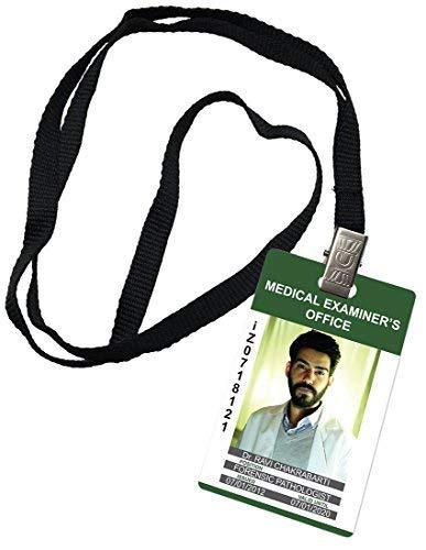 HSSS Dr. Ravi Chakrabarti Forensischer Pathologe Izombie-Kostüm