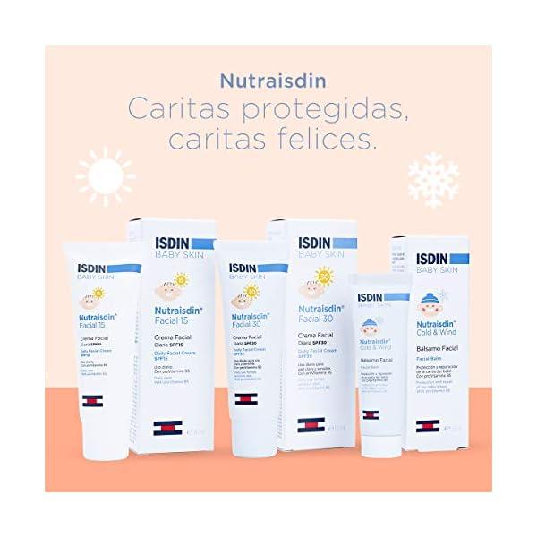 ISDIN Baby Skin Nutraisdin Cold & Wind Bálsamo Facial – 30 ml.