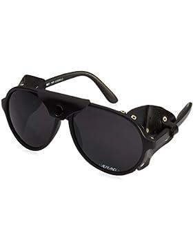 alpland Gafas de montaña - Lentes De Glaciar montaña Gafas Gafas Gafas de sol -höchster protección contra el sol...