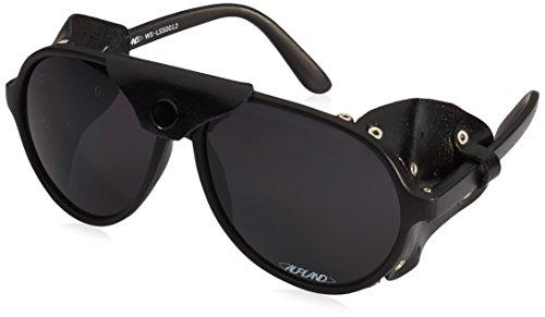 ALPLAND BERGBRILLE - GLETSCHERBRILLE Mountain glasses Schutzbrille Sonnenbrille -Höchster Sonnenschutz Cat.4!