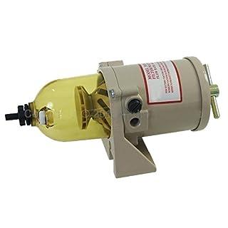 Merry Tools - 482720 Marine Motor Diesel Filter Wasser Zerteiler Racor Type FG500