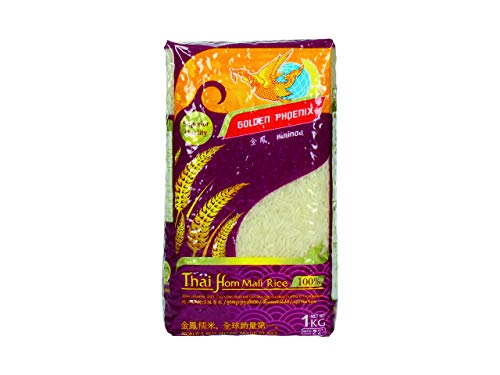 Golden Phoenix Scented Rice, 1 kg, Pack of 12
