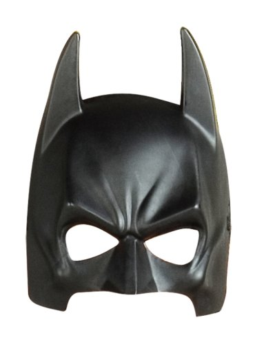 Rubies - Original Batman Maske Batmanmaske für Kinder (Bad Kind Kostüm)