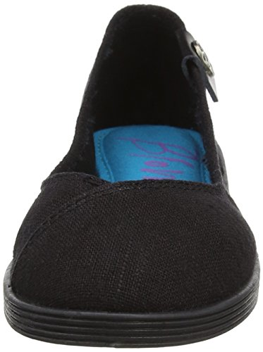 blk Damen Ballerinas Black blk Gian Blowfish UpwvqXw