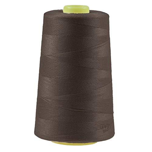 maDDma 4572m Overlockgarn Nähgarn Polyester Overlock Garn, wähle aus 400 Farben, Farbe:A701 Mocca braun