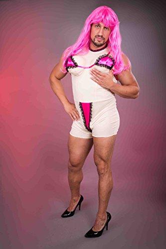 Sexy Stripperin Body Kostüm (Kostüme Halloween Nutte)