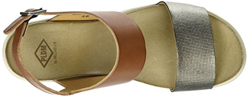 PLDM by Palladium Damen Sheldon Mix Pumps Braun (Cognac)