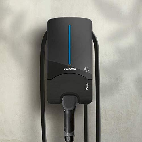 Webasto Pure Wallbox Black Edition (22kW, inkl. 4,5m Kabel Typ2)