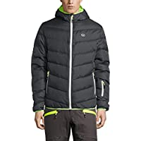 Ultrasport Men's Advanced Snowboard Down Jacket Mylo, Ski Jacket