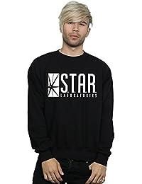 DC Comics hombre The Flash STAR Labs Camisa de entrenamiento