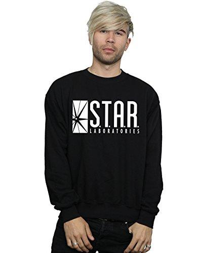 DC Comics hombre The Flash STAR Labs Camisa entrenamiento