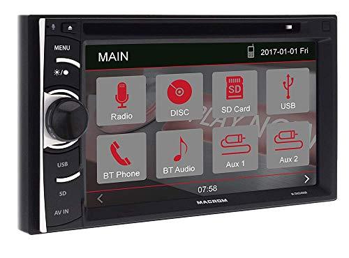 Zoom IMG-1 macrom m dvd4000 monitor 2