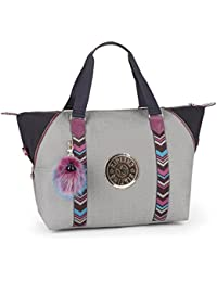 Kipling - Reisetasche - ART M - Rose Bloom Blue (Print)
