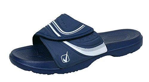 Bockstiegel Sandales de natation Femme Steffi, Couleur:bleu;Taille:40