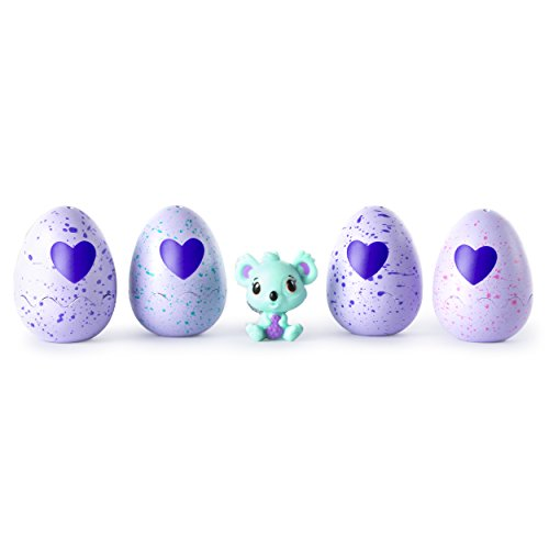 Hatchimals - CollEGGtibles - 4-Pack + Bonus...