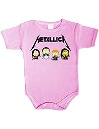 ae0c3771ced1 Baby Body Fuer Hard Rock Metallica Fan Strampler Unterwaesche Geschenkidee  South Park Timy