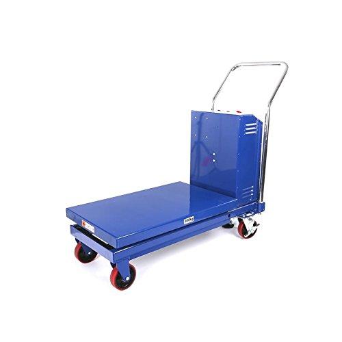 Piattaforma elevatrice elettrica - Piattaforma elevatrice - Accatastatore - 500 kg