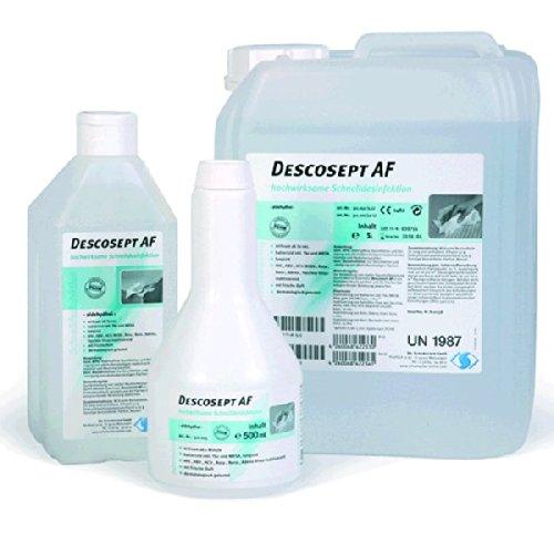Descosept AF Lemon, Flächendesinfektion 1 Liter