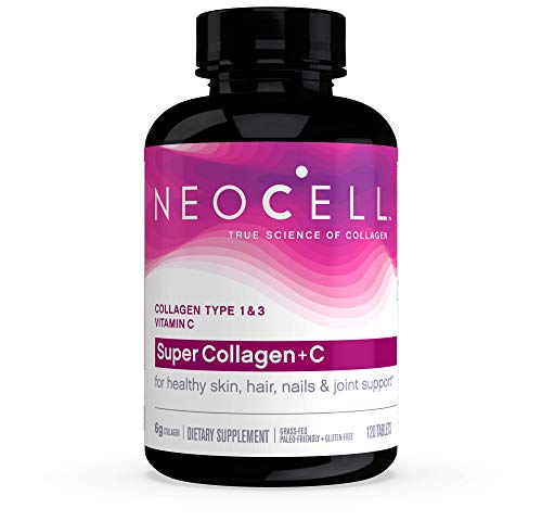 Neocell Super Collagen Vitamin C - Pack of 120 Tablets