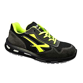 U-Power Yellow S1p SRC, Zapatos de Seguridad Unisex Adulto