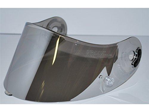 X-Lite visiere per X 802/R/702/603Caschi, tonalità argento specchio