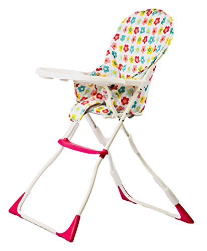 Baybee Galaxy Portable High Chair (Pink)