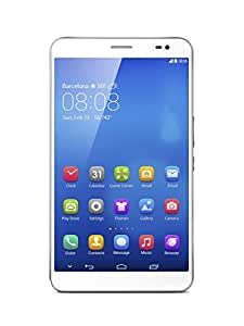 Huawei Mediapad X1 Tablet, 7 pollici Full HD, 16 GB, 4G, Bianco