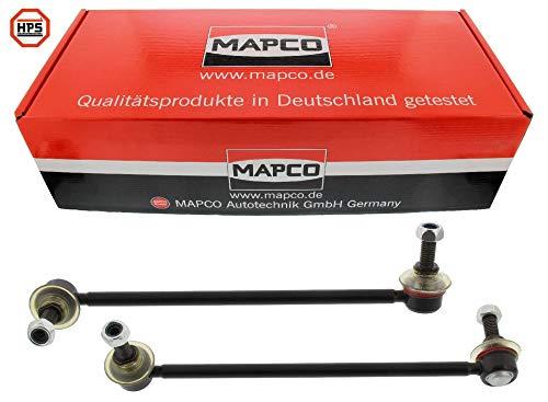 Mapco 53825/5HPS Special Koppelstangen für Golf 5/6 / 7 mit Luftfahrwerk 290mm