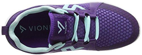 Vionic Sar, Chaussures Multisport Outdoor Femme Violet (Violet)