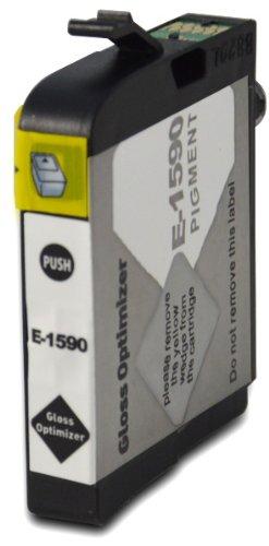 Bubprint Druckerpatrone kompatibel für Epson T1590 Glanzverstärker