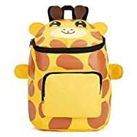 Childrens Animal Backpack- Available in Lots of Cute Animals - for Ages 3-7- Animal School Bags by Zappi Co